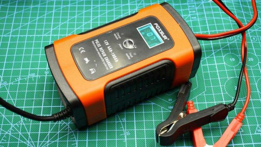 Обзор зарядных устройств для АКБ