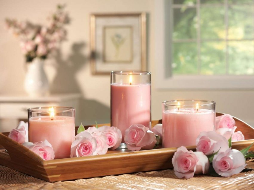 ТОП-10 популярных арома-свечей