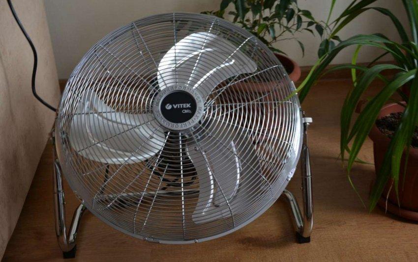 Обзор напольных вентиляторов
