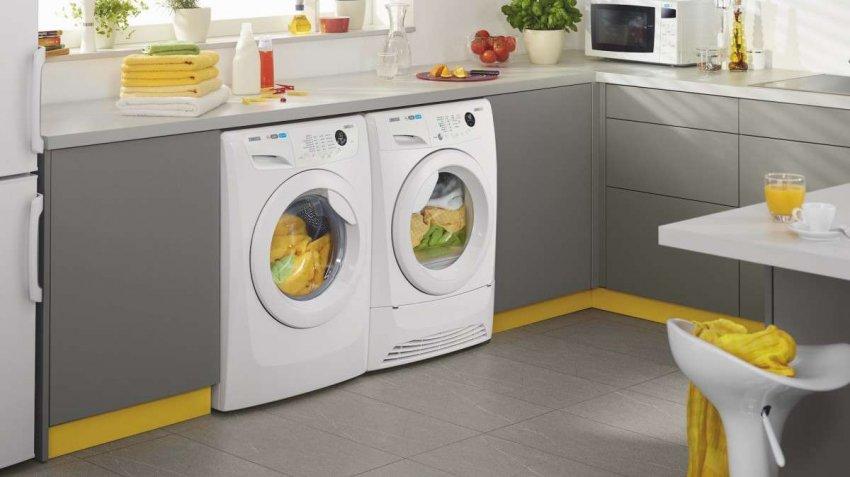 Встраиваемые стиральные машины. Топ лучших предложений