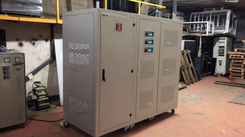 Обзор трехфазных релейных стабилизаторов электрического напряжения