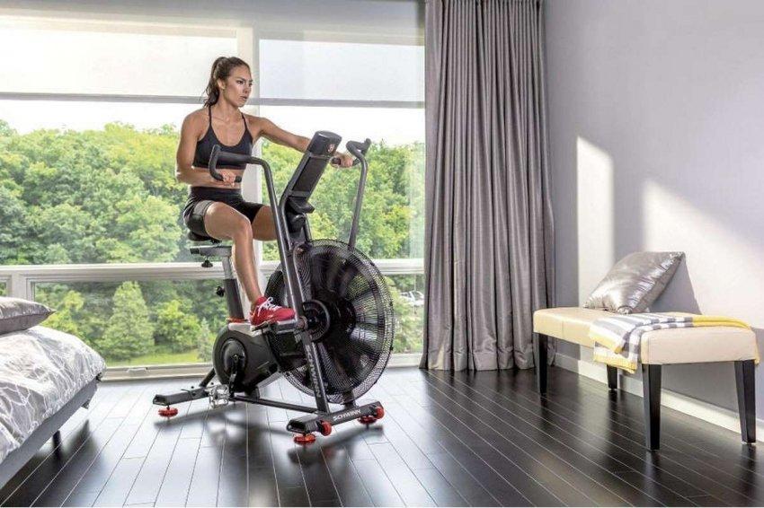 ТОП-10 лучших моделей домашних велотренажеров