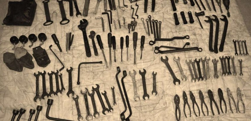 Обзор наборов инструментов для автомобиля