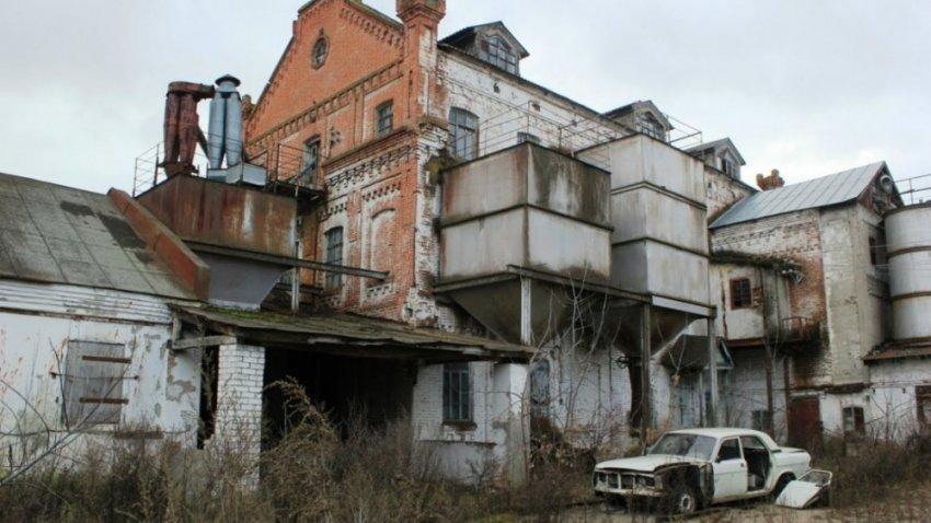 Исчезающие города России