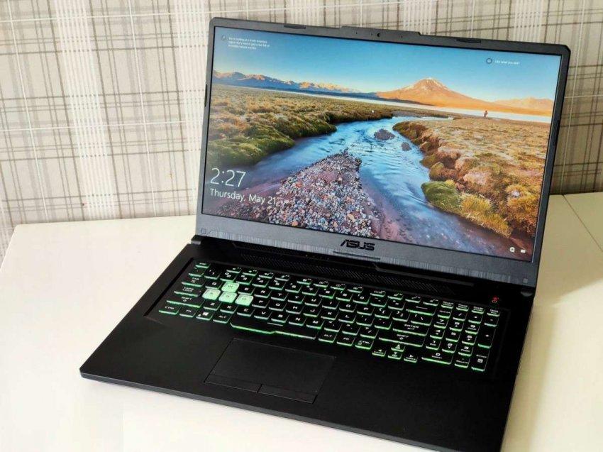 Рейтинг 10 лучших ноутбуков ASUS