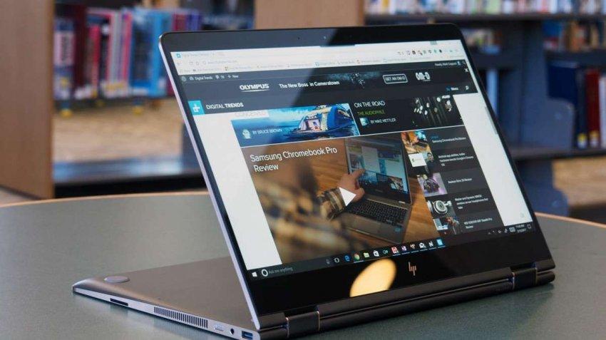 Рейтинг 10 лучших ноутбуков HP