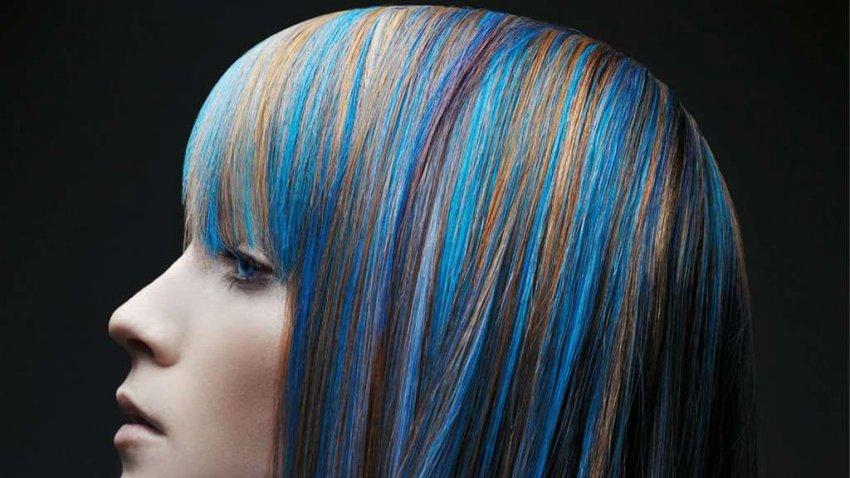 Обзор ТОП-10 популярных красок для мелирования волос