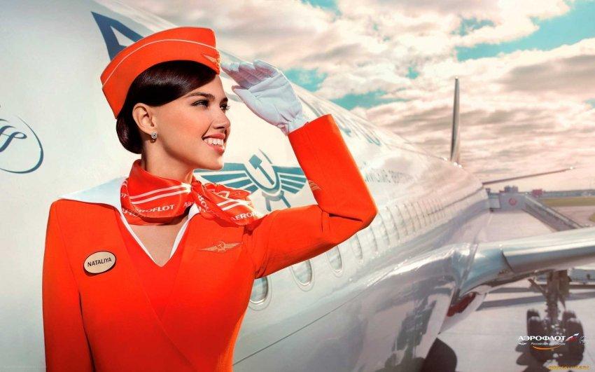 Зачем нужны платки у стюардесс: тайны и секреты бортпроводниц