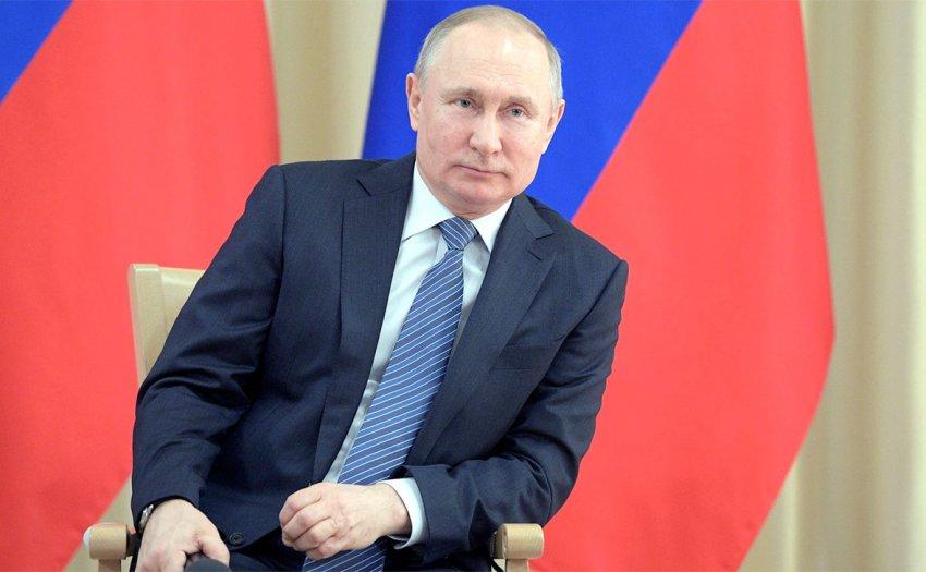 Строители прокомментировали дворец Владимира Путина в Геленджике на «Россия 1»