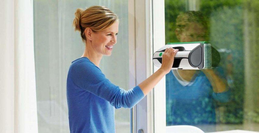 ТОП-10 популярных магнитных щеток для мытья окон