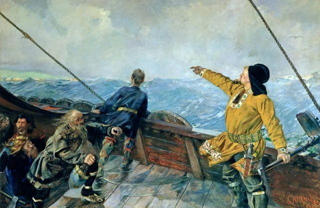 Древние исландцы не только видели разных морских монстров, но ловили их и даже пытались их есть - Паранормальные новости