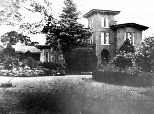 Сады Барнсли: Место, которое прокляли индейцы чероки - Паранормальные новости