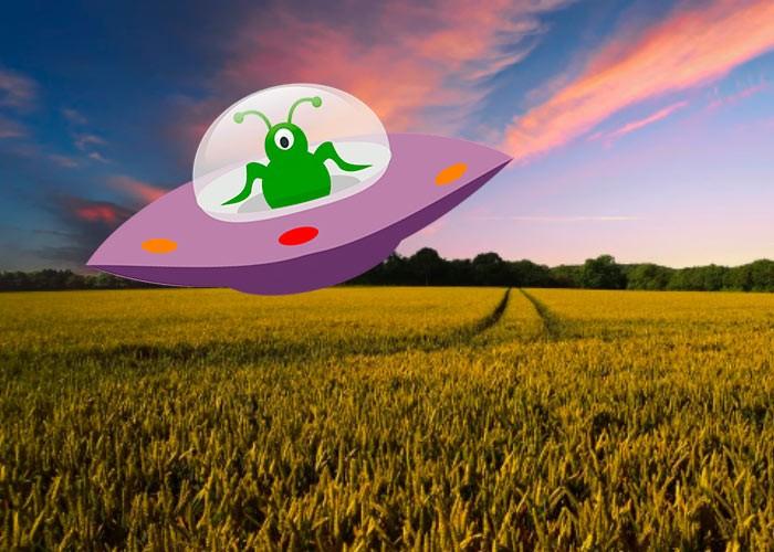 Зеленые пришельцы-циклопы со свиным носом-пятачком из Харры - Паранормальные новости