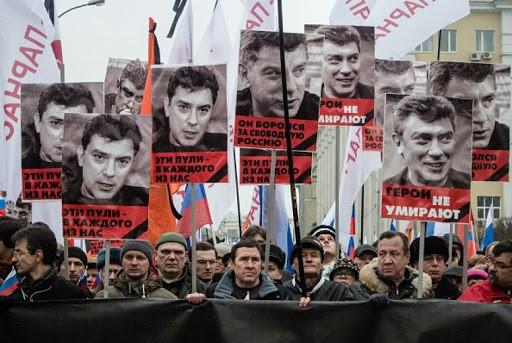 Жители Екатеринбурга выйдут на митинг памяти Немцова 27 февраля
