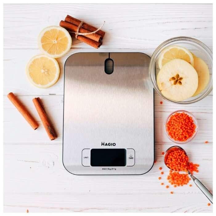 ТОП-10 обзор лучших кухонных весов для дома