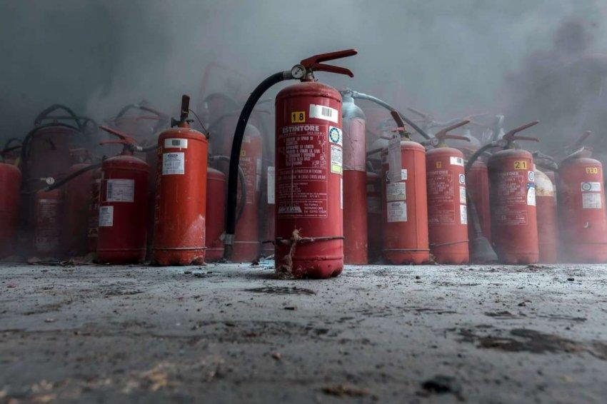 Рейтинг ТОП-10 лучших огнетушителей 2021 года