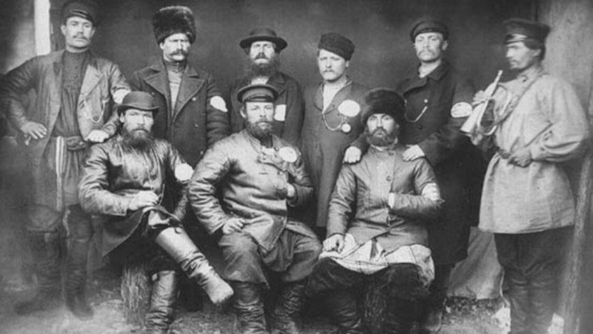 Как русские нелегально добывали китайское золото