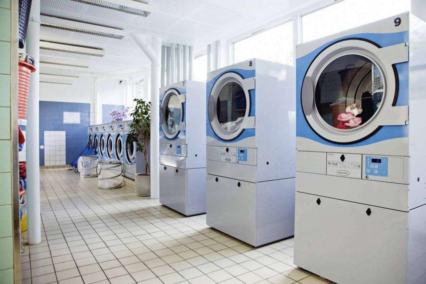 Промышленные стиральные машины. Топ лучших предложений