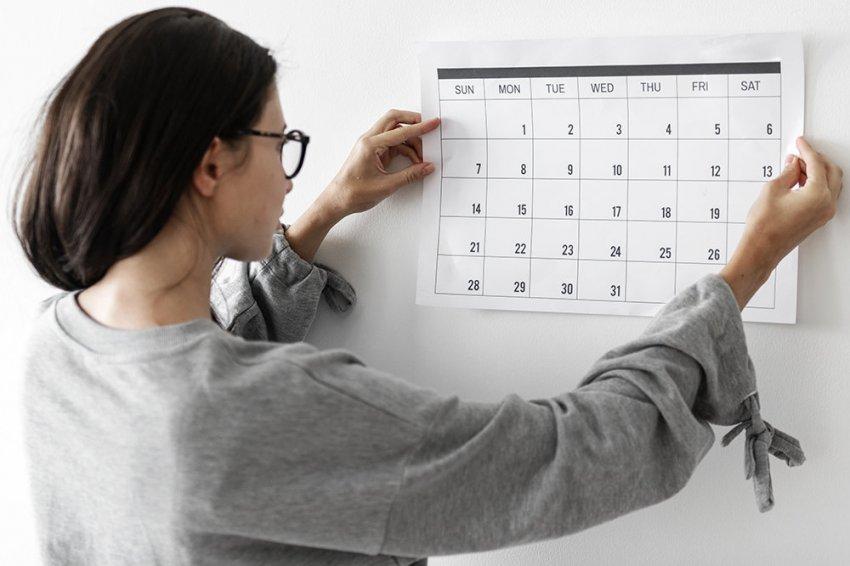 В Роструде напомнили о длинной рабочей неделе в феврале 2021 года