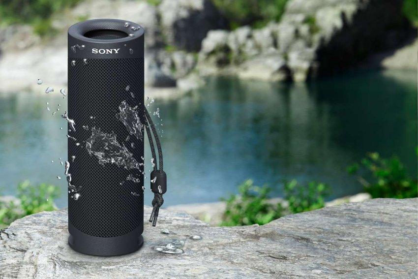 Рейтинг лучших портативных колонок Sony