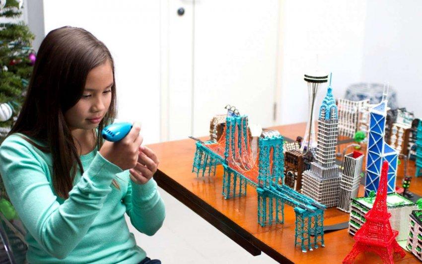 Обзор популярных 3D-ручек горячей и холодной печати на 2021 год