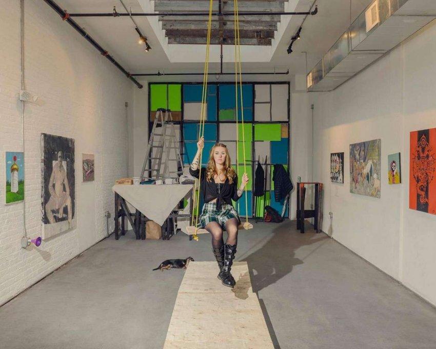 Молодой российский креативный продюсер запустит платформу для художников со всего мира