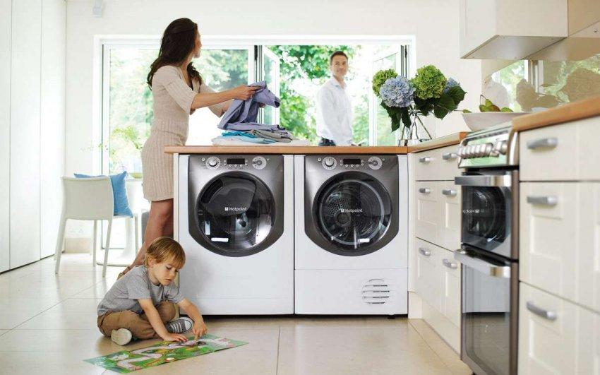 Встраиваемые стиральные машины с загрузкой до 10 кг. Топ лучших предложений