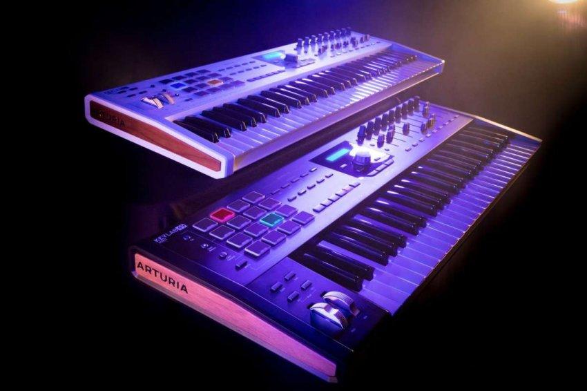 ТОП-10 популярных midi-клавиатур 2021 года
