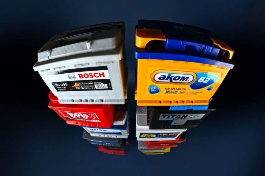 ТОП 10 аккумуляторов для автомобилей