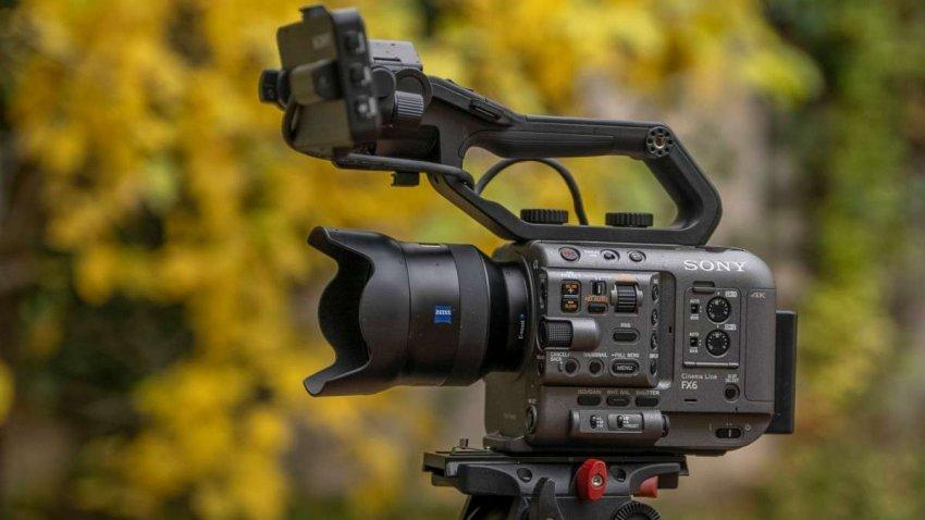 ТОП 10 лучших видеокамер Sony