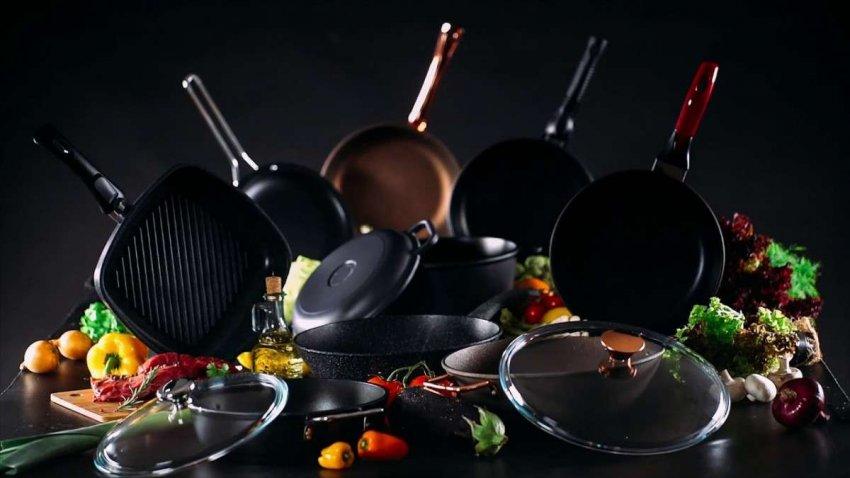 Рейтинг популярных сковородок для индукционных плит: ТОП-10