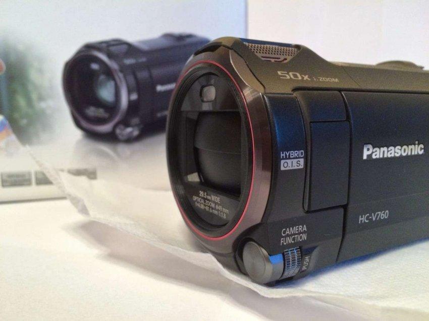 ТОП 10 лучших видеокамер Panasonic