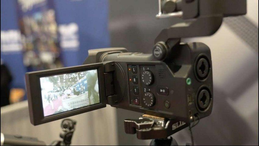 ТОП 10 видеокамер для съемки 4K