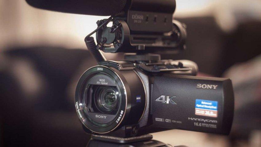 Рейтинг 10 лучших видеокамер до 25000 рублей