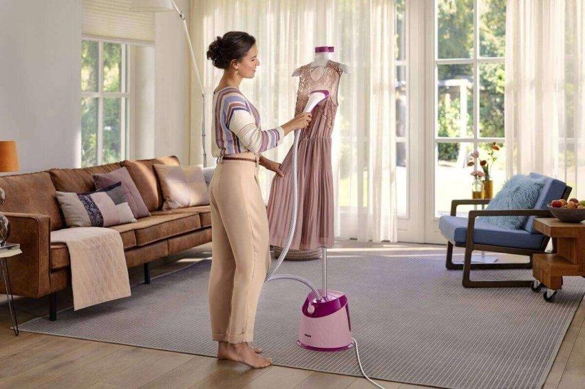 ТОП-10 популярных отпаривателей для одежды