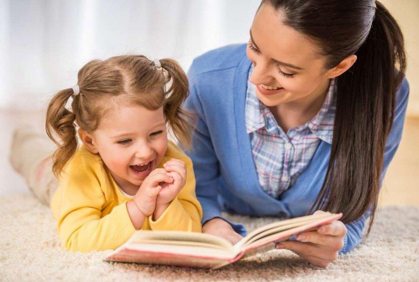 ВауКнига поможет родителям привить любовь к чтению своим детям