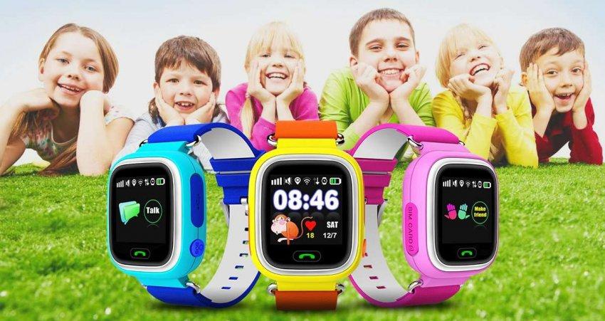 Лучшие предложения смарт-часов для детей. ТОП-10