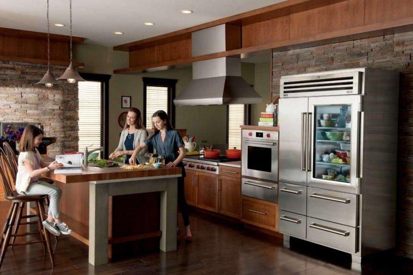 Супердорогие холодильники. Топ лучших предложений