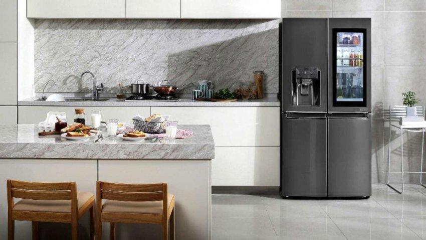 Холодильники LG. Топ лучших предложений