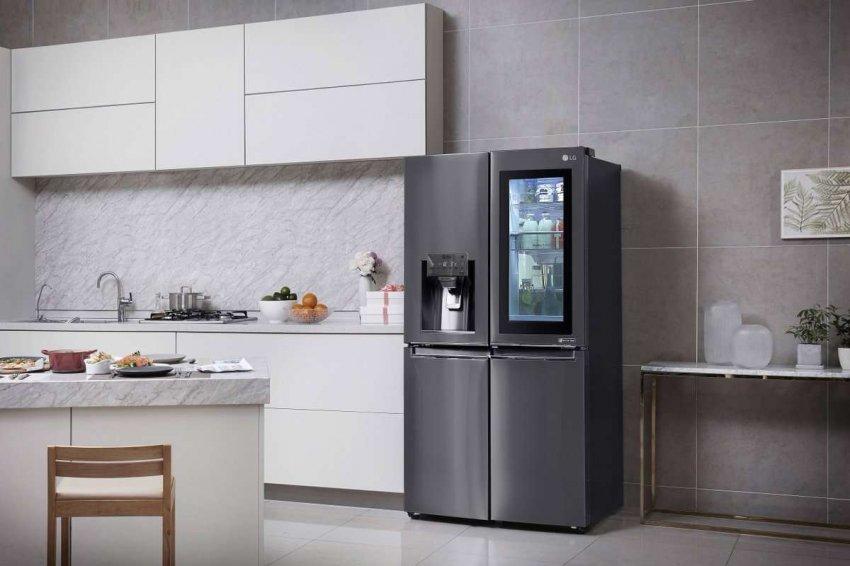 Холодильники LG с морозильной камерой Side by Side. Топ лучших предложений