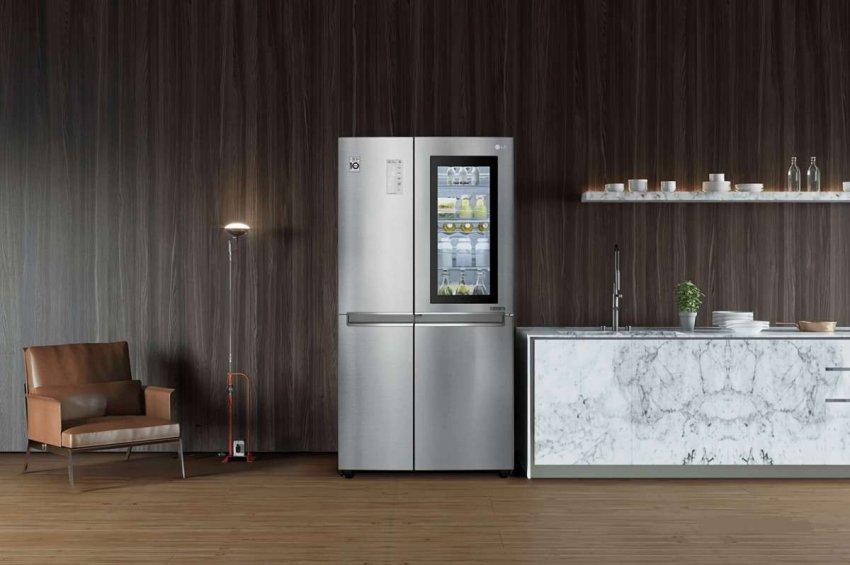 Холодильники LG с зоной свежести. Топ лучших предложений