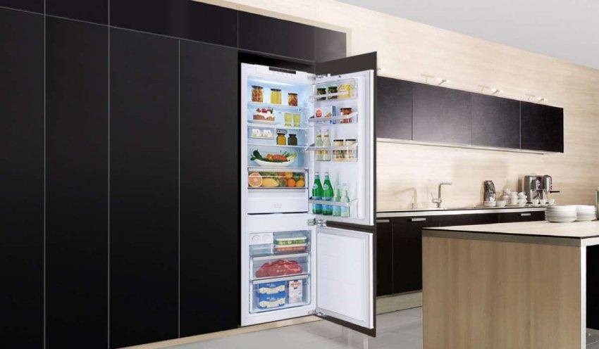 Встраиваемые холодильники Bosch. Топ лучших предложений