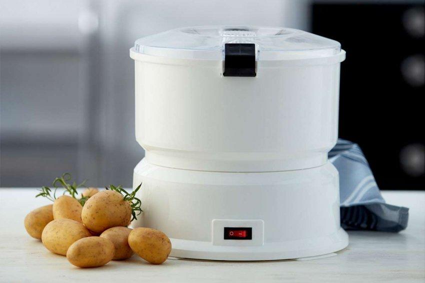 ТОП-10 популярных картофелечисток по мнению экспертов