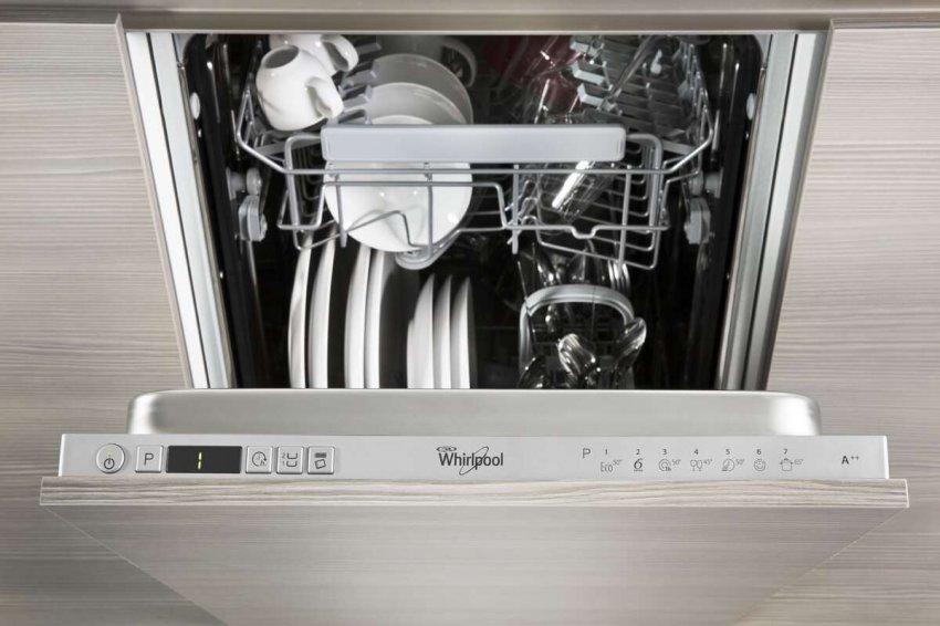 ТОП 10 лучших встраиваемых посудомоечных машин