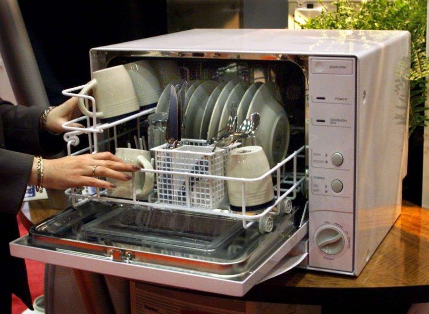 Обзор 10 лучших посудомоечных машин