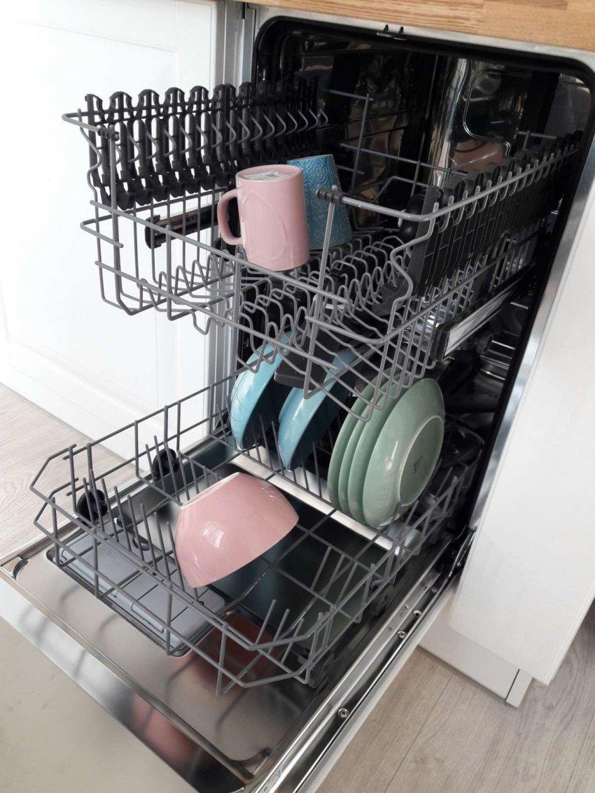 Рейтинг лучших посудомоечных машин Electrolux
