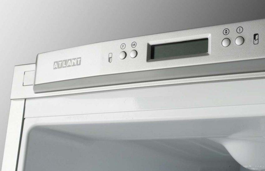Холодильники ATLANT с электронным управлением. Топ лучших предложений