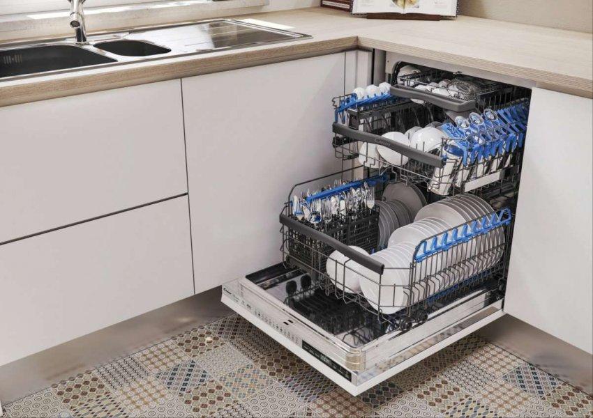 Обзор 10 посудомоечных машин Candy