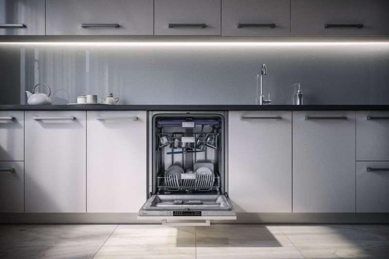 Рейтинг посудомоечных машин с конденсационным типом сушки