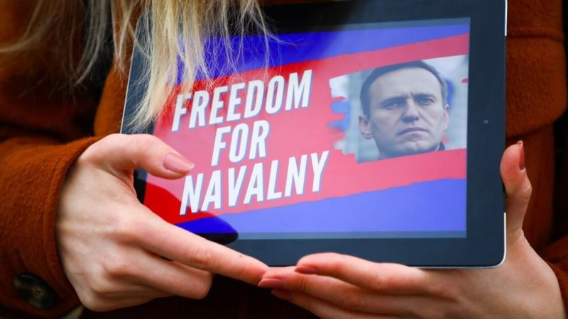 Дело Навального: США и ЕС ввели санкции против силовиков из России